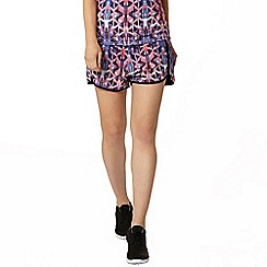 Dorothy Perkins - Active: all over print running shorts