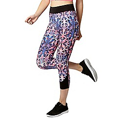 Dorothy Perkins - Active: multi print aerobic leggings