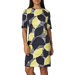 Dorothy Perkins - Lily and franc leaf abstract dress