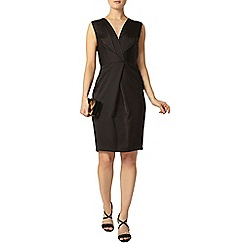 Dorothy Perkins - Luxe black bodycon shift dress