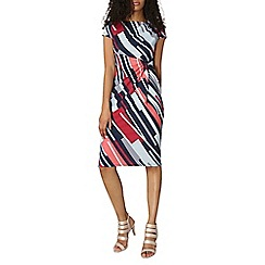 Dorothy Perkins - Lily and franc stripe crepe dress