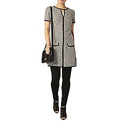 Dorothy Perkins - Billie and blossom mono tunic shift dress