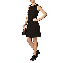 Dorothy Perkins - Black collar dress