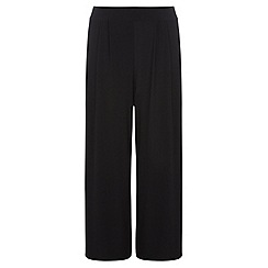 Dorothy Perkins - Billie curve black palazzo trouser
