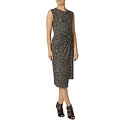 Dorothy Perkins - Billie and blossom printed manipulated dress