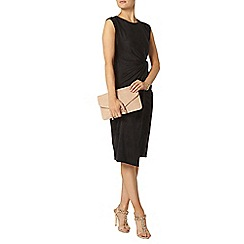 Dorothy Perkins - Luxe suedette manipulated dress