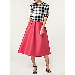 Dorothy Perkins - Pink circle prom skirt