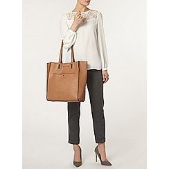Dorothy Perkins - Billie and blossom white lace insert blouse