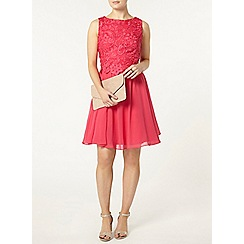 Dorothy Perkins - Showcase pink melanie prom dress