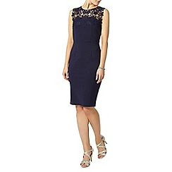 Dorothy Perkins - Showcase navy sophia dress