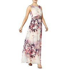 Dorothy Perkins - Showcase floral natalie maxi dress