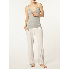 Dorothy Perkins - Loungewear grey perfect cami