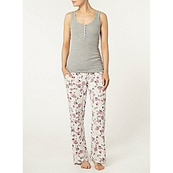 Dorothy Perkins - Loungewear multi floral sleep pant