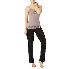 Dorothy Perkins - Loungewear black yoga pants