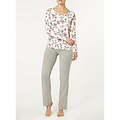 Dorothy Perkins - Loungewear floral sweatshirt