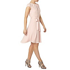 Dorothy Perkins - Billie and blossom blush chiffon dress