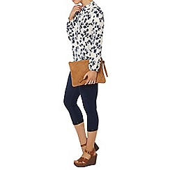 Dorothy Perkins - Billie and blossom white floral blouse
