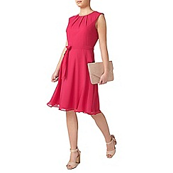 Dorothy Perkins - Billie petites pink chiffon dress