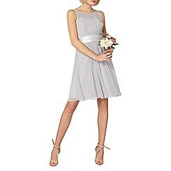 Dorothy Perkins - Grey beth prom dress