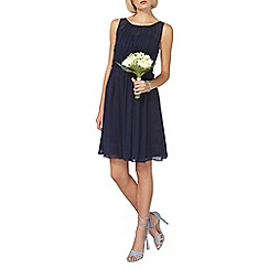 Dorothy Perkins - Navy beth prom dress
