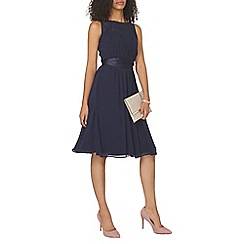Dorothy Perkins - Showcase tall navy beth prom dress