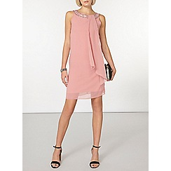 Dorothy Perkins - Billie and blossom pink trapeze dress