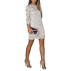 Dorothy Perkins - Billie and blossom lace a-line dress