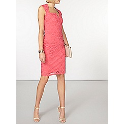 Dorothy Perkins - Scarlett b pink lauren bodycon dress