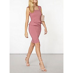 Dorothy Perkins - Scarlett b pink vicky dress