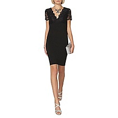 Dorothy Perkins - Scarlett b black chloe bodycon dress