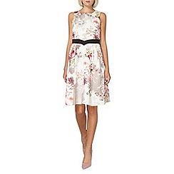 Dorothy Perkins - Luxe multi floral prom dress