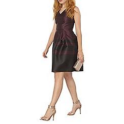 Dorothy Perkins - Luxe merlot prom dress