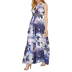 Dorothy Perkins - Showcase multi floral natalie maxi dress