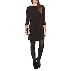 Dorothy Perkins - Billie black label petite disco shift dress