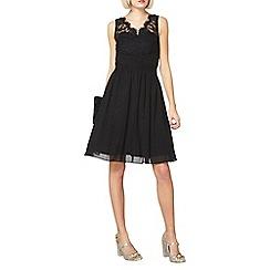 Dorothy Perkins - Showcase black josie lace prom dress