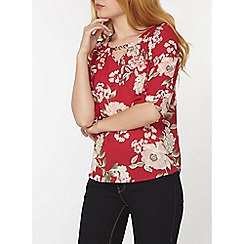 Dorothy Perkins - Billie and blossom bubble in floral print