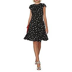 Dorothy Perkins - Billie and blossom swallow print dress