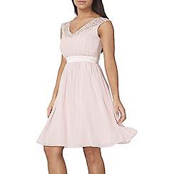 Dorothy Perkins - Showcase blush Jasmine dress