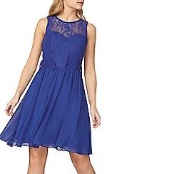 Dorothy Perkins - Showcase cobalt grace prom dress