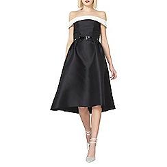 Dorothy Perkins - Luxe mono bardot prom dress