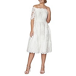 Dorothy Perkins - Ivory 'Arabella' wedding dress