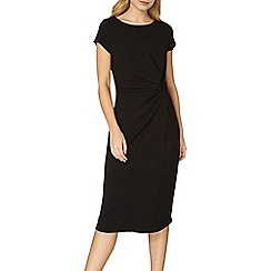 Dorothy Perkins - Lily and Franc black manipulated dress