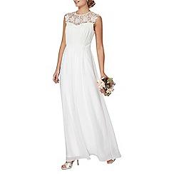 Dorothy Perkins - Off-white 'Kathryn' wedding dress