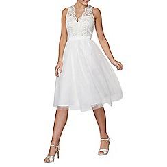 Dorothy Perkins - Off-white 'Daphne' wedding dress