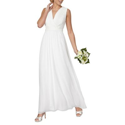 Dorothy Perkins Off White Juliet Wedding Dress