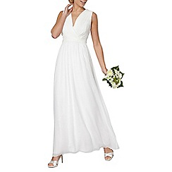 Dorothy Perkins - Off-white 'Juliet' wedding dress