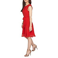 Dorothy Perkins - Billie and blossom petite red chiffon dress