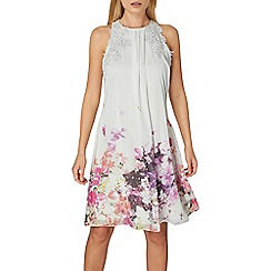 Dorothy Perkins - Showcase abstract lily trapeze dress