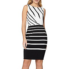 Dorothy Perkins - Lily and Franc pleated bodycon dress