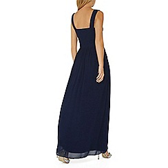 Dorothy Perkins - **showcase navy josie lace maxi dress